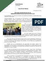 16/07/13 Germán Tenorio Vasconcelos INAUGURA SECRETARIO DE SALUD BEBEDEROS BIENESTAR EN SANTIAGO MATATLÁN