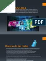 Redes Sociales Historia Tipos Etc