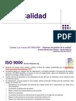 Calidad ISO 9000-2000