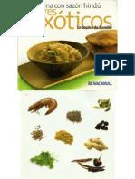 La Cocina de Sumito - 08 - Sabores Exoticos. Cocina Con Sazon Hindu