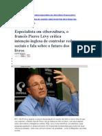 Pierre Lévy critica