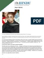 Gayathri Spivak