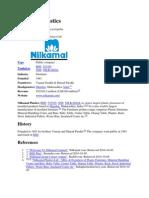 Nilkamal Plastics