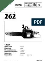 Husqvarna 262