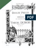 Dubois Twelve Pieces