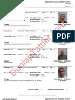 Arrests 7-01-2013 to 7-07-2013