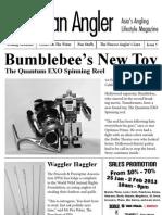 The Asian Angler - February 2013 Digital Issue - Malaysia - English