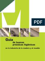 Buenas Practica Higienicas en La Industria de La Madera y El Mueble