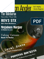 The Asian Angler - January 2013 Digital Issue - Malaysia - English