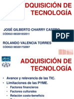 AdquisicionTecnologia