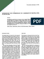 Archeology& Anthropology of Sundaland