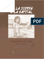 De La Sierra a La Capital - Trabajadoras Del Hogar