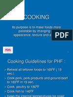Cooking - ROP