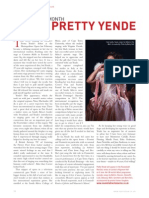 Pretty Yende (Artist of the Month)