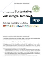 Vivienda Sustentable vida integral Infonavit  Atributos medición y beneficios.pdf