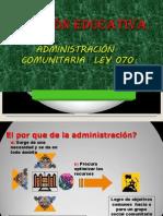 3. Administracion Ed. 2012