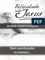 A Felicidade Segundo Jesus - Os Mansos_slides