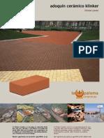 Catálogo - La Paloma cermica