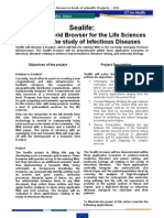 Sea Life Leaflet
