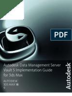 ADMS Implementation Guide Vault5 3dsmax