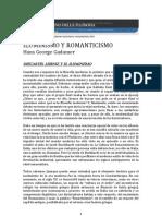 Gadamer&Iluminismo