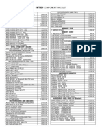 Nutech Component Pricelist