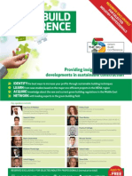 Green Build Conference Brochure Final
