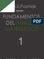 Ilín, V., Pozniak, E. - Fundamentos del Análisis Matemático Tomo 1