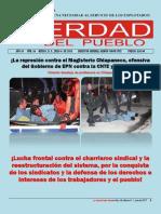 La Verdad Del Pueblo núm. 56, México D. F.