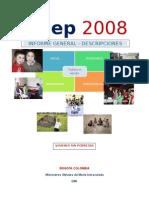 Jaime orlando Puentes Martínez/Informe 2008 FAJEP-Definitivo