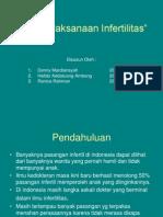 Penatalaksanaan Infertilitas