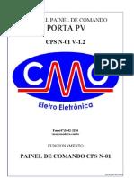 Manual Porta Automatica CPS N-01 v-1.2