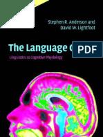 The Language Organ