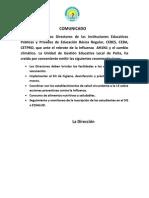 COM. N°11 GRIPE H1N1