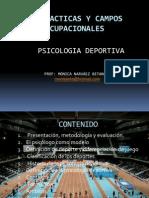 PSICO DEPORTIVA