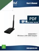 Users Manual Qp-w24hpusb