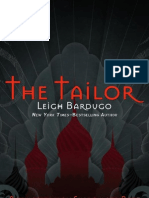 The-Tailor-Leigh-Bardugo en Español.