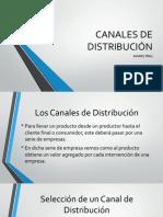 146491830 Canales de Distribucion Pptx