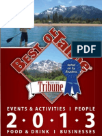 2013 Best of Tahoe