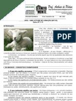 LIÇÃO 05 - EBD - OS MANSOS – UMA ATITUDE DE CORAÇÃO (MT 5.5) impresso