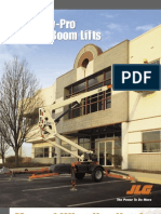 JLG Tow-Pro Series Boom Lifts