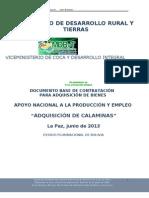 adquisición de calaminas 13-0047-01-387920-1-2