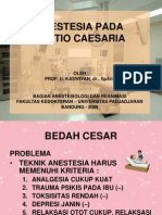 Anestesi Obstetri