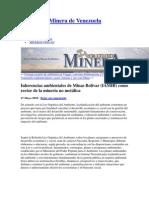 La Revista Minera de Venezuela