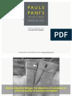 Pauls Pants Introduction