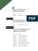Administración de Proyectos - Dosificación del Curso