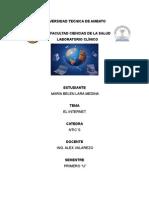 Informe-Belen Lara- El Internet Ntics
