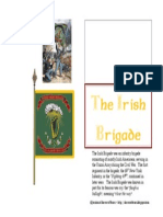 Irish Brigade Mini Book
