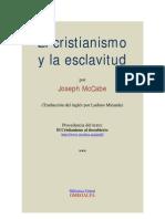 El Cristianismo y La Esclavitud
