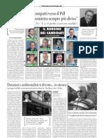 Donatori e Ambientalisti in Ateneo